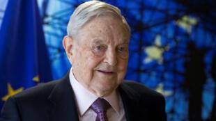 Le millliardaire de 88 ans George Soros est devenu la bête noire de l'extrême droite ces dernières années.