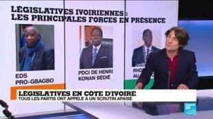 2021-03-04 11:03 Législatives en Côte d'Ivoire : tous les partis ont appelé à un scrutin apaisé