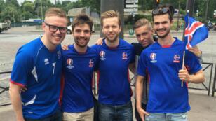Quelque 30000 supporters islandais ont fait le déplacement jusqu'en France depuis le début de l'Euro-2016.