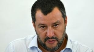 Salvini: 'I have sued in the past, I will do it again'