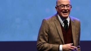 Jacques Audiard remporte trois prix - meilleur film, mise en scène et image - lors des 24e prix Lumières à Paris le 4 février 2019
