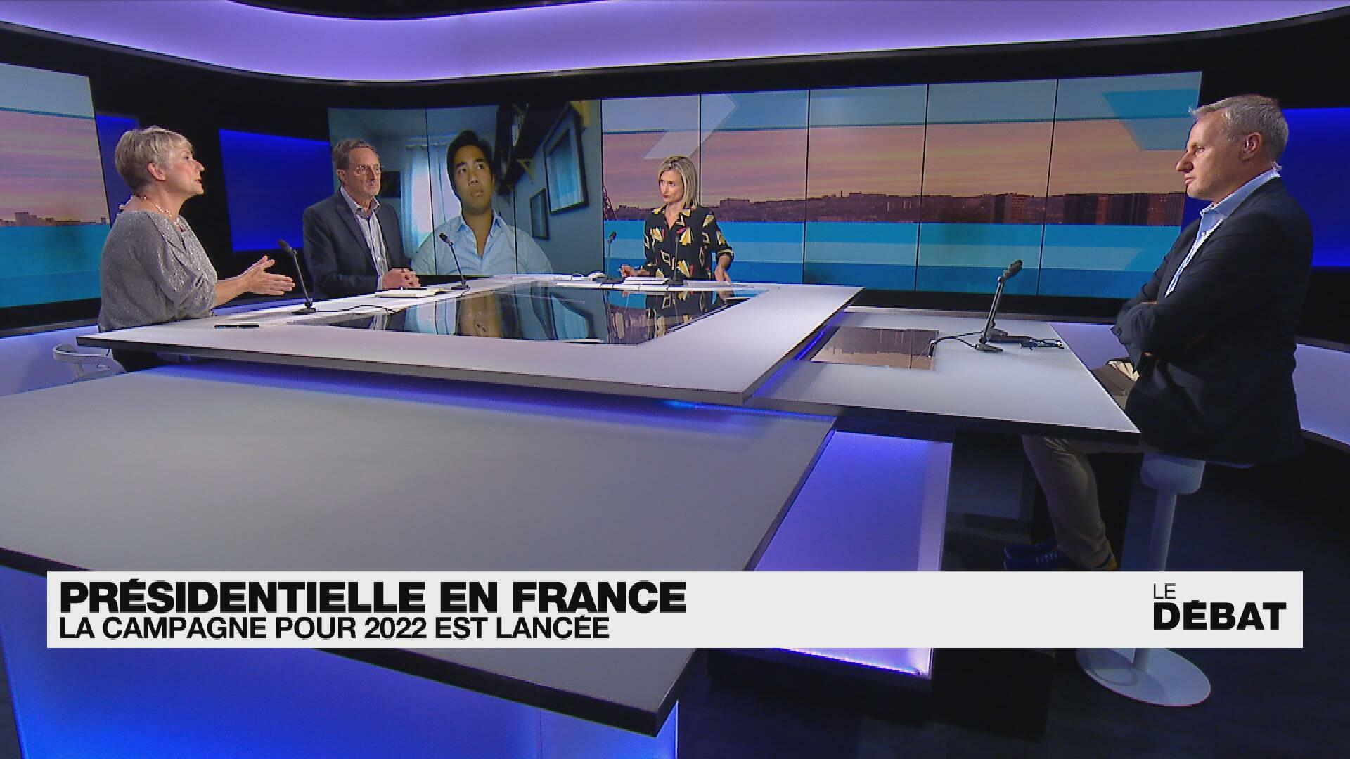 Presidential election in France: the campaign for 2022 has been launched