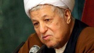 L'ex-président Rafsandjani