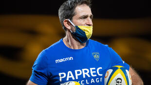 Franck Azema is leaving Clermont at the end of the season to take over as head coach of Montpellier