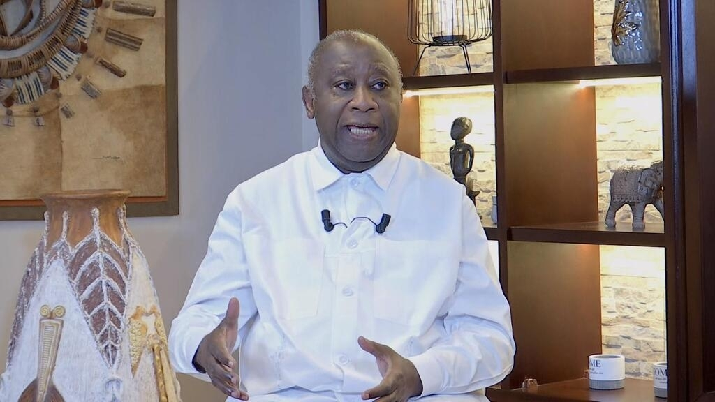 'I don't exclude being a candidate for the 2025 elections': former Ivorian president Laurent Gbagbo