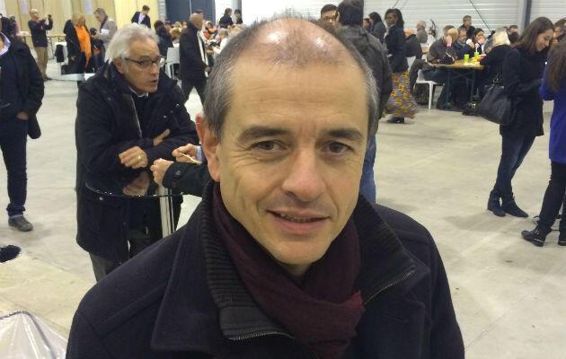 Pour André, militant PS depuis 1991, le bilan de François Hollande sera jugé à l'aune de ce que propose François Fillon, le candidat de la droite pour la présidentielle de 2017.