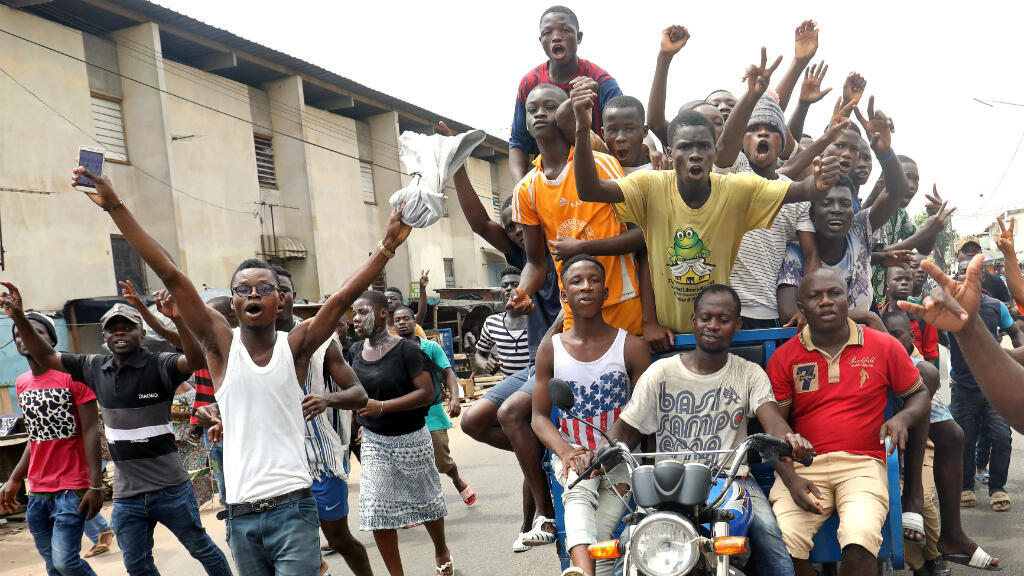 Seguidores de Laurent Gbagbo celebran en Abiyán la absolución del expresidente