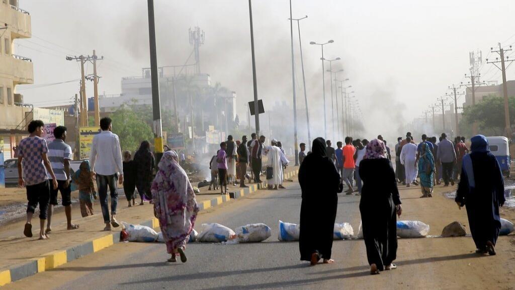 السودان: أكثر من مئة قتيل في حصيلة جديدة لفض اعتصام الخرطوم