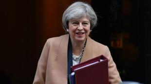 ماي ستطلق بدء مفاوضات خروج بريطانيا من الاتحاد الأوروبي 2017/03/29