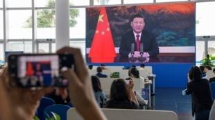 Xi jinping Boao forum 4_20