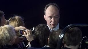 Finns Party leader Jussi Halla-aho has harshly criticised Islam and migration in his writings