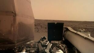 The $993 million InSight lander arrived at its target, a lava plain named Elysium Planitia, for a two-year mission aimed at better understanding how Earth's neighboring planet formed