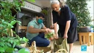 2020-07-09 13:07 Lebanon struggles ever more as Covid-19 pandemic worsens dire economy