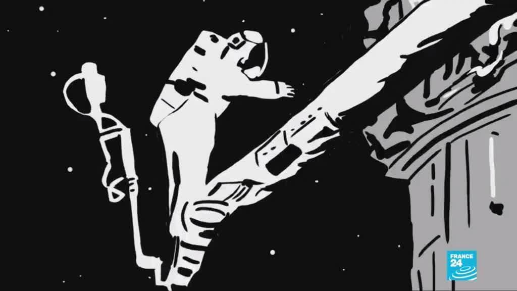 2021-04-22 14:42 Viaje a las estrellas: los diez viajeros espaciales de Francia (4/5)