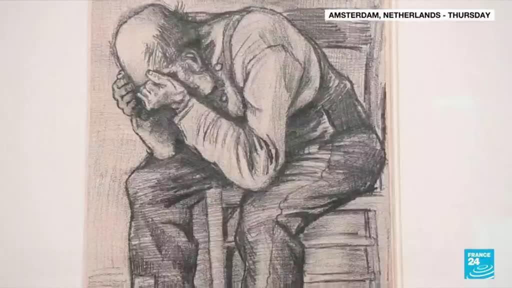 2021-09-17 08:15 'Worn out': New van Gogh drawing of old man discovered