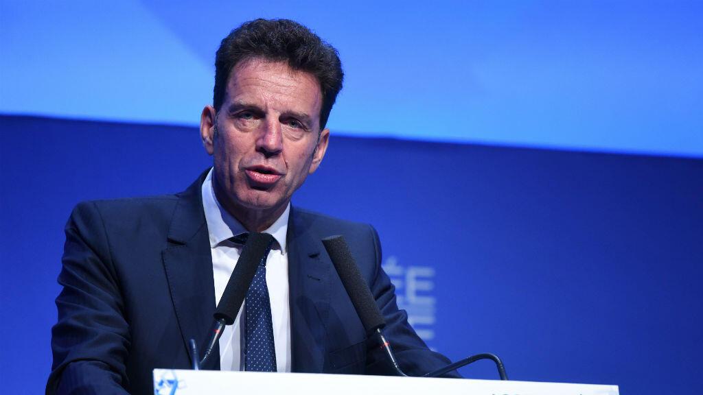 Geoffroy Roux de Bézieux a été élu à la tête du Medef, mardi 3 juillet