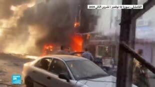 """سوريا: مدينة القامشلي هدف الخلايا النائمة لتنظيم """"الدولة الإسلامية"""""""