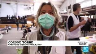 2020-04-16 08:04 Coronavirus en France : La double peine pour les plus précaires