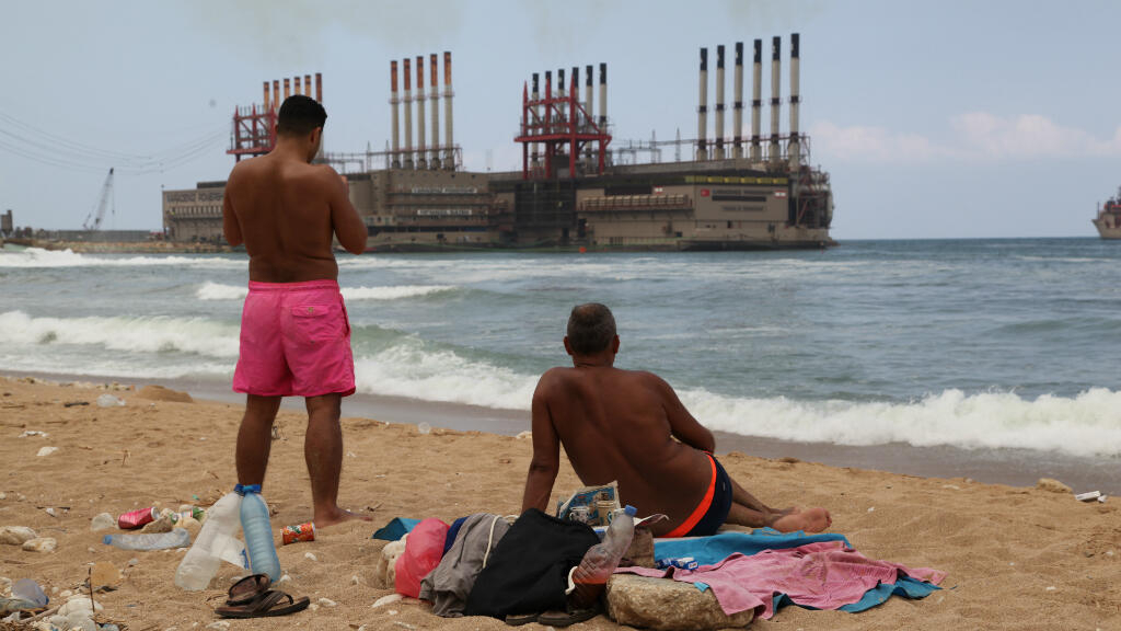 Lebanon's power barges pay a heavy environmental price