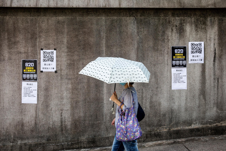 Hong Kong anti-national security law