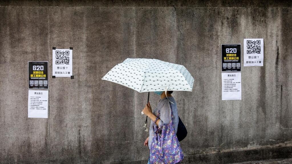"""La Chine veut installer un """"organe de sécurité nationale"""" à Hong Kong"""