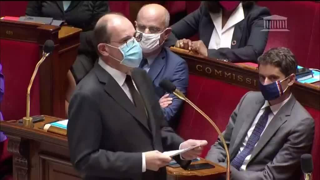 2020-10-20 16:01 'The enemy is here', French PM Jean Castex told lawmakers as they paid tribute to beheaded teacher