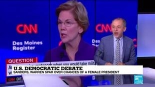 2020-01-15 11:02 What are the takeaways of the seventh US Democratic debate?
