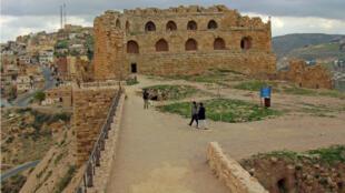 قلعة الكرك الأثرية
