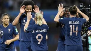 Les Bleues peuvent célébrer leur qualification méritée après deux victoires en deux matches.