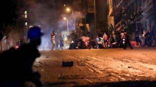 Liban manifs liberté expression