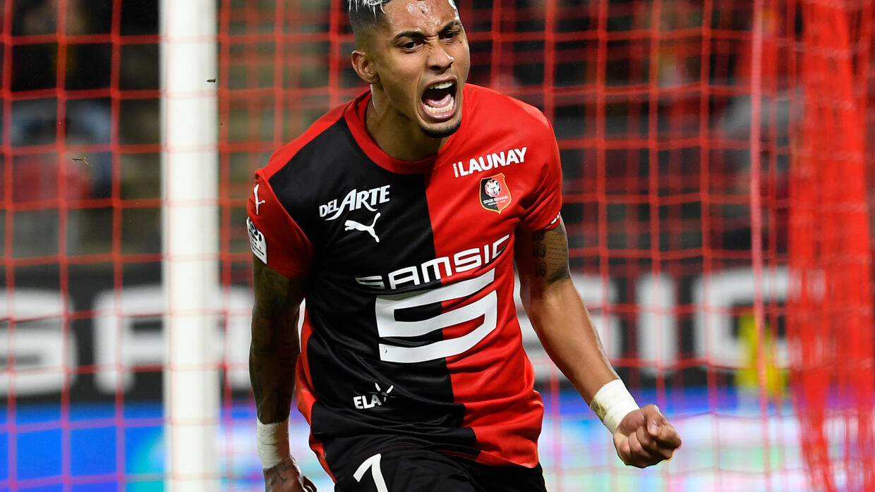 Ligue 1 Rennes Consolidates Its 3rd Place By Beating Nantes 3 2 France 24 Teller Report