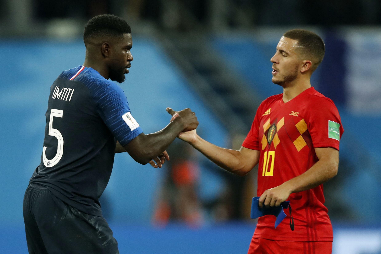 Football France Belgique