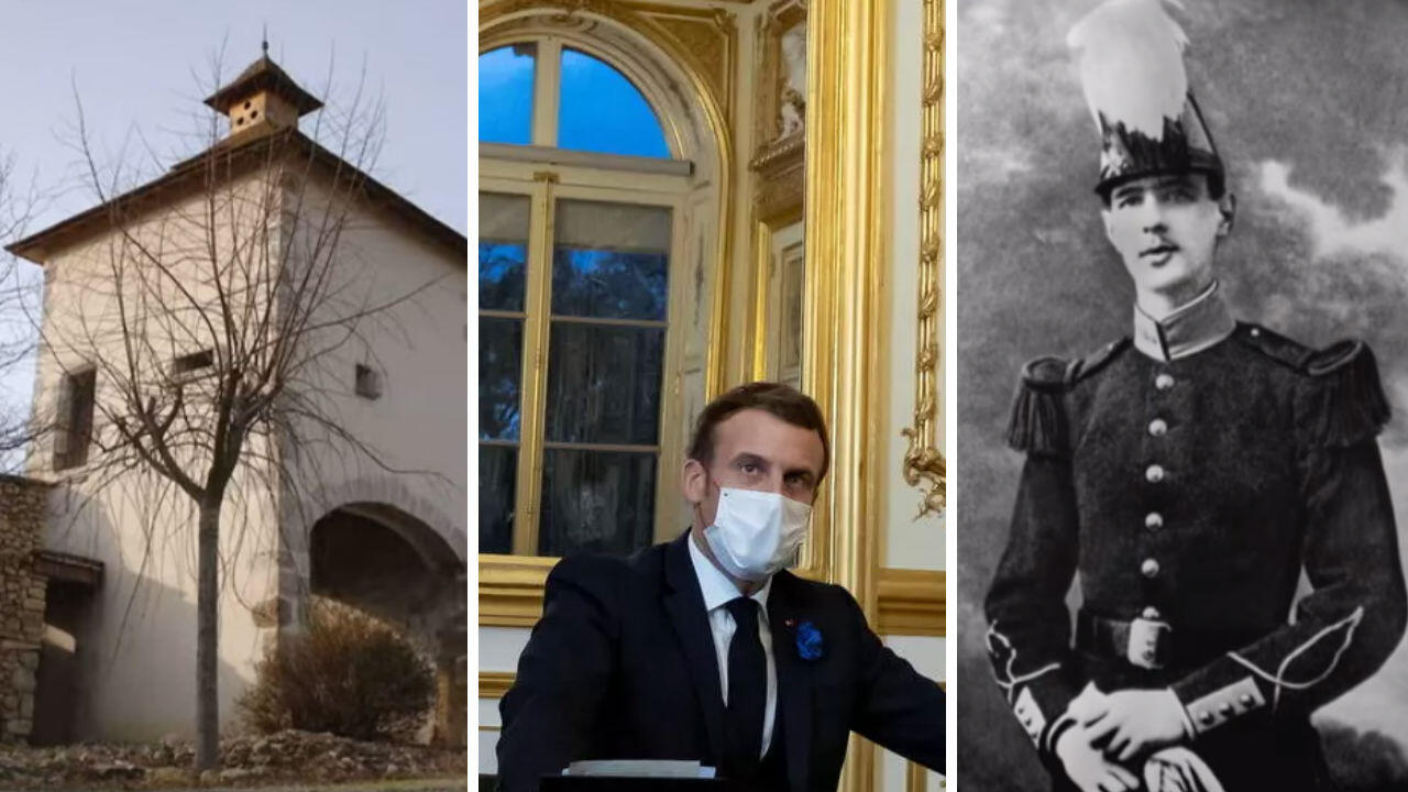 Macron takes on the English-language press, a controversial security law and the myth of Charles De Gaulle