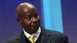 Le président ougandais Yoweri Museveni réélu à la tête de l'Ouganda avec plus de 50% des suffrages valides exprimés