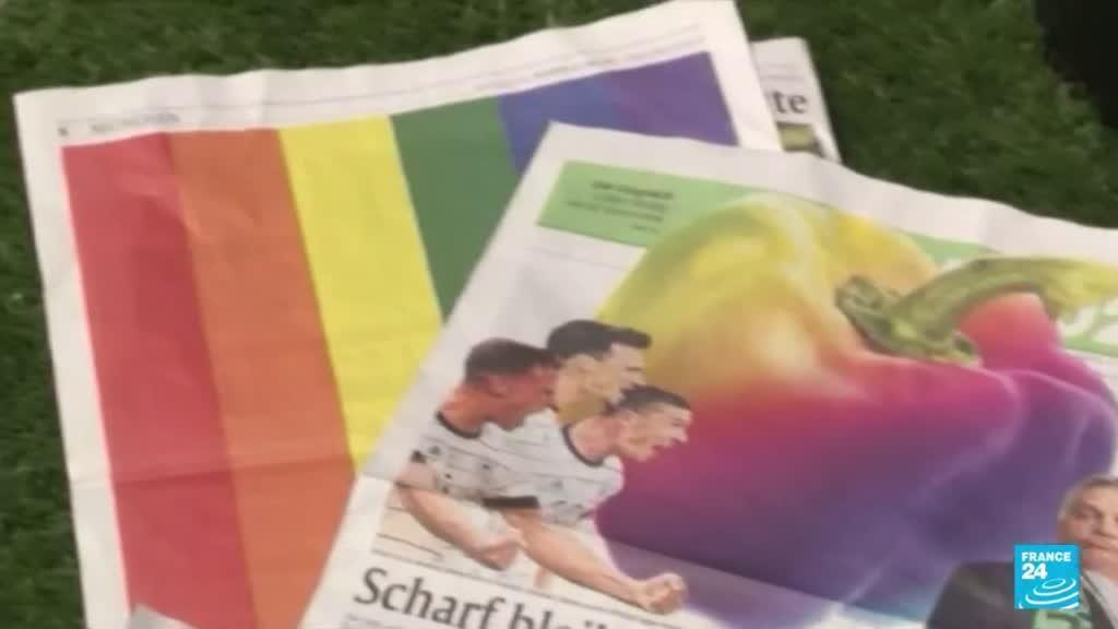 2021-06-23 21:10 Euro 2021 : Allemagne-Hongrie, la bataille des couleurs