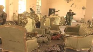 Le 17 février, l'armée tchadienne a chassé Boko Haram de Dikwa, au Nigeria.