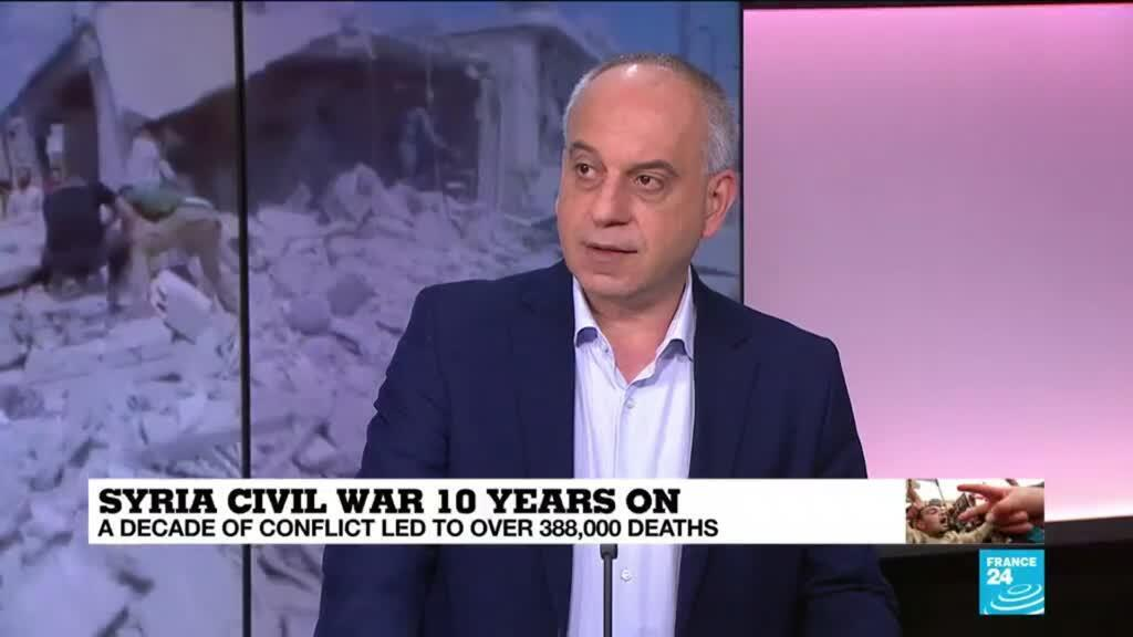 2021-03-15 08:34 Syria civil war 10 years on: A decade of conflict led to over 388,000 deaths