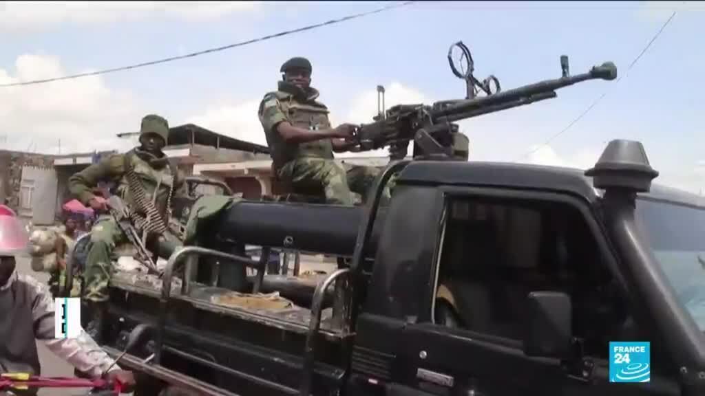 2021-05-04 14:17 RDC : début de l'état de siège dans l'Ituri et au Nord-Kivu