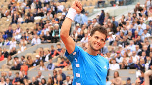 Dominic Thiem jouera sa deuxième finale de rang à Roland-Garros.