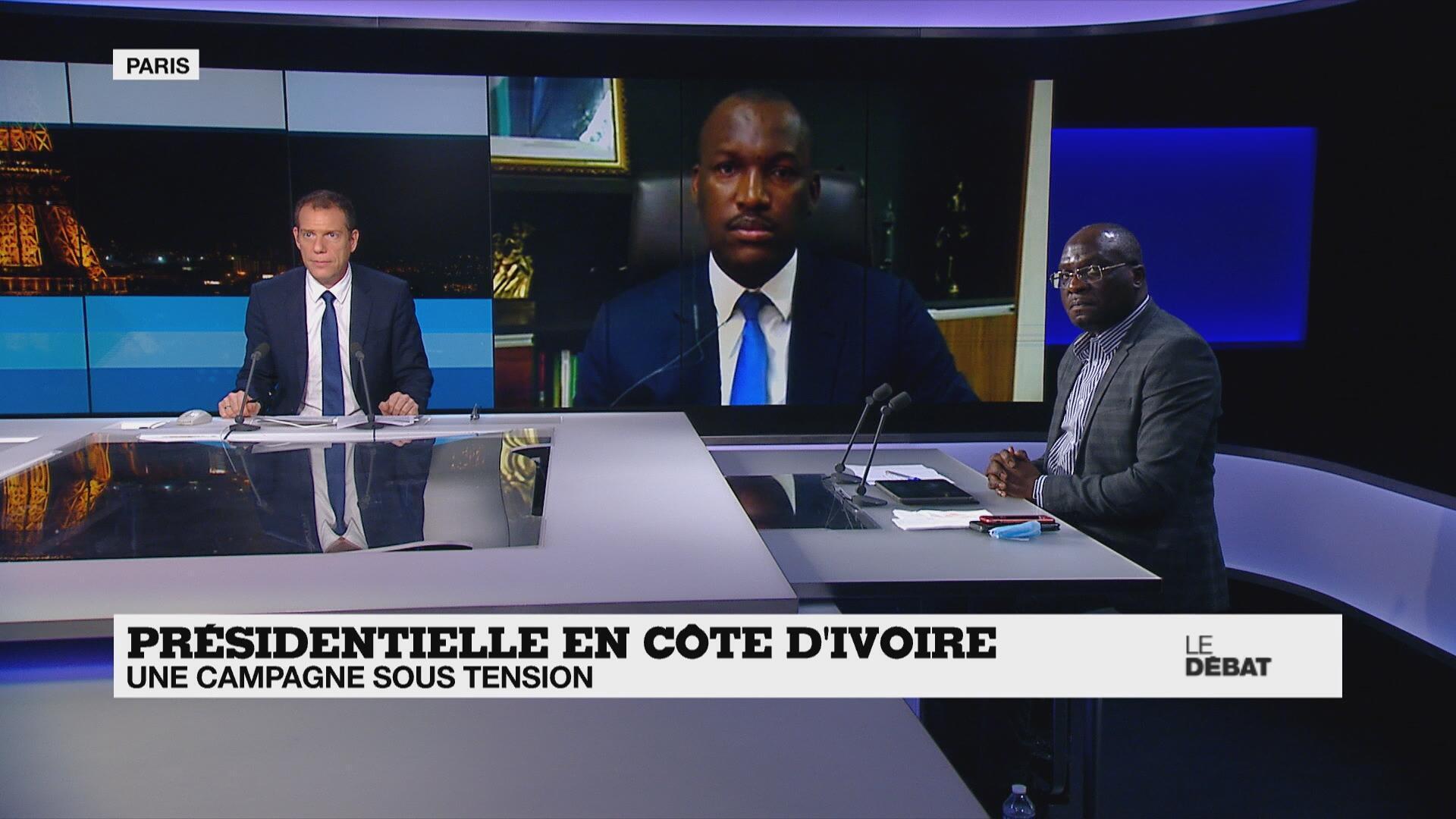 Le Débat de France 24 - mardi 20 octobre 2020