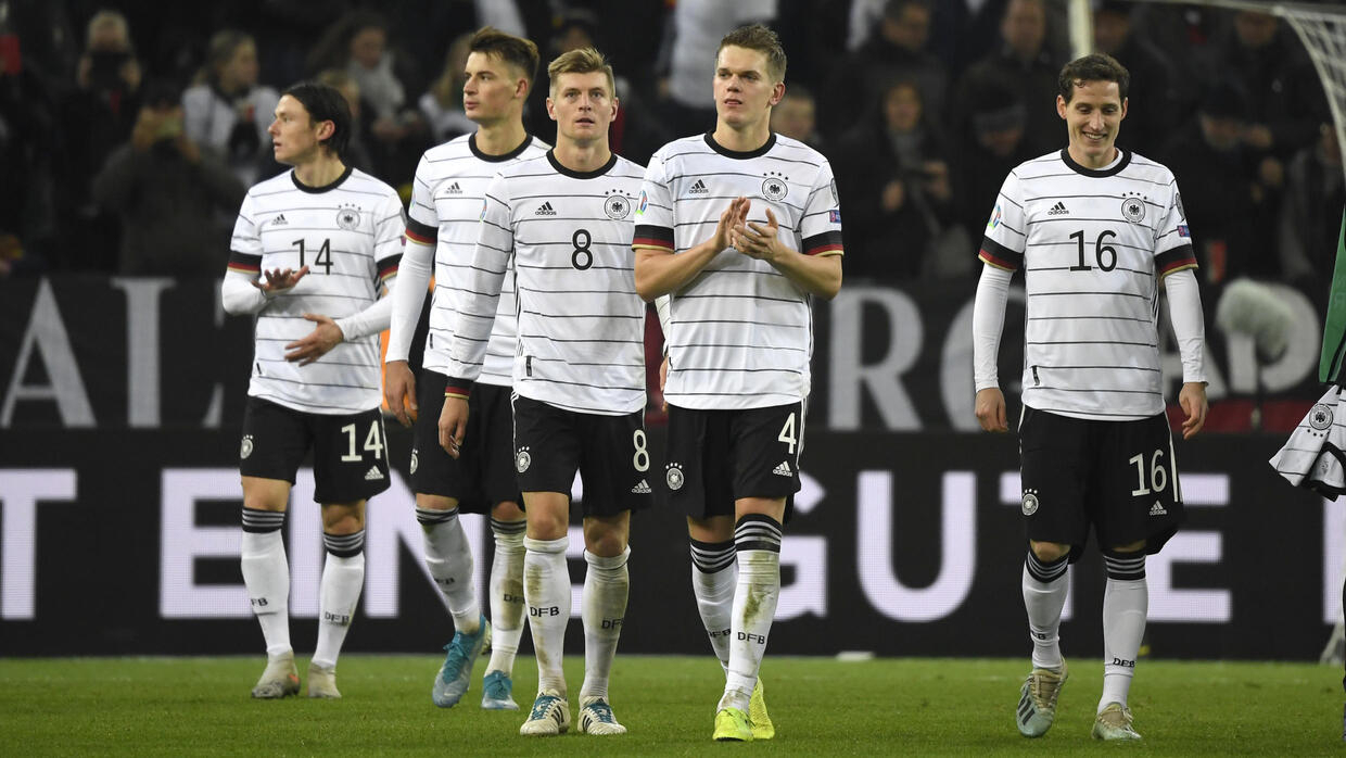Euro-2020: Germany and the Netherlands win their qualification - Teller  Report