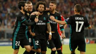 Encore une belle soirée européenne pour le Real Madrid.