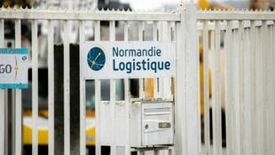 Quelque 4250 tonnes de produits ont brûlé chez Normandie Logistique, lors de l'incendie du 26 septembre.