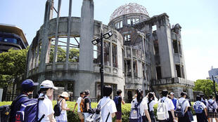 Around 140,000 people were killed in the Hiroshima bombing and its aftermath