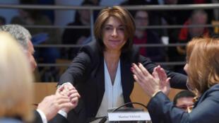 Martine Vassal (UMP), qui a remplacé Jean-Noël Guérini à la présidence des Bouches-du-Rhône, est l'une des dix présidentes d'un conseil départemental.