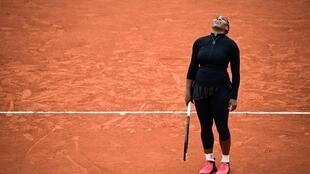 Serena Williams believes the key to levelling the all-time Grand Slam record of 24 titles is to play like Serena Williams
