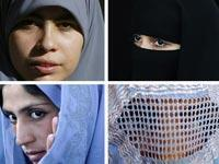 A guide to the four main types of Muslim veil