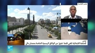 """كريم الدالي صاحب الدعوى لإلغلاء كلمة """"عتيقط من الوثائق الرسمية لوالده حمدان الدالي"""