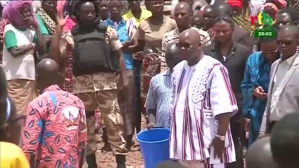 Au Burkina Faso, la population civile est désormais ciblée par les jihadistes. (Photo d'illustration)