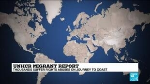 2020-07-30 15:06 Human trafficking report reveals violence against migrants in Africa